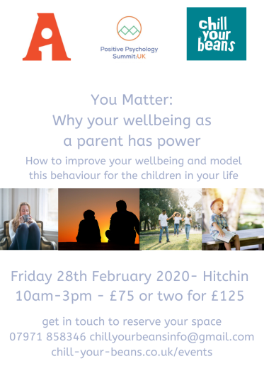 You Matter Why your wellbeing as a parent has power