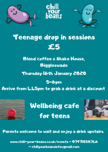 Teenage drop in sessions 5